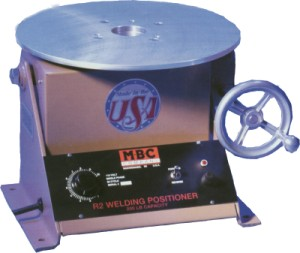 M B C Company Welding Positioners and Accessories